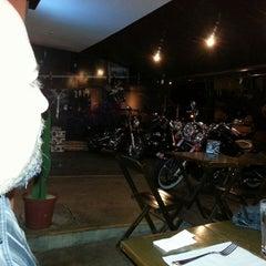 Photo taken at Kalabara Moto Bar by Yuri G. on 6/29/2013