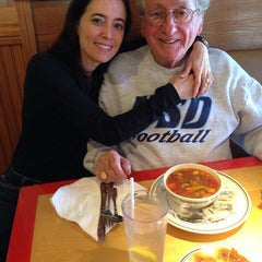 Photo taken at Woody's Diner by Christina M. on 1/27/2014