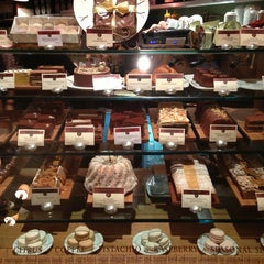 Photo taken at L.A. Burdick Chocolate by Myhong C. on 1/22/2013