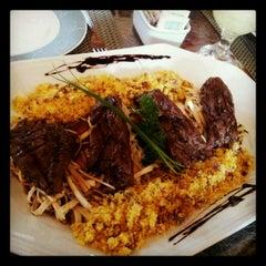 Photo taken at Maricota Gastronomia e Arte by Luiz Gustavo G. on 9/30/2012