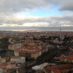 Photo taken at Corinthia Hotel by Lukáš H. on 12/28/2012