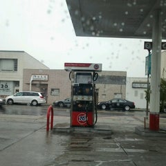 Photo taken at San Bruno 76 Advance Auto Repairs by William L. on 12/15/2012