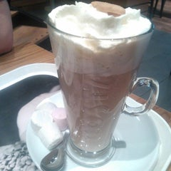 Photo taken at Costa Coffee by Gareth W. on 12/15/2013