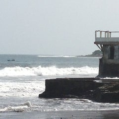 Photo taken at El puerto de la libertad by Shamba V. on 7/26/2013