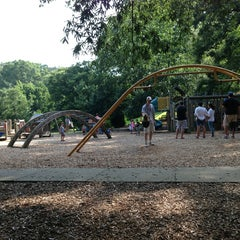 Photo taken at Candler Park Playground by Jason P. on 8/24/2013