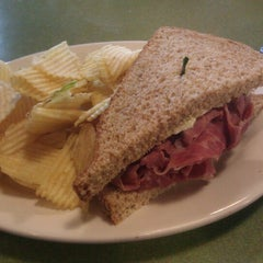 Photo taken at Jason's Deli by Mark R. on 1/12/2013