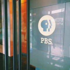 Photo taken at PBS Headquarters by Patrick R. on 9/14/2015