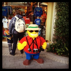 Photo taken at Legoland California by Jon-o G. on 2/12/2013