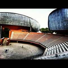 Photo taken at Auditorium Parco della Musica by Paolo R. on 9/22/2012