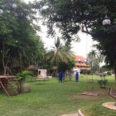 Photo taken at เดือนฉายรีสอร์ท กาญจนบุรี by MeMay εїз on 8/22/2015
