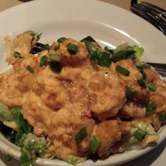Photo taken at Bonefish Grill by Debbie W. on 12/16/2014