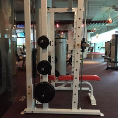 Photo taken at One Fitness by Apple A. on 6/18/2015
