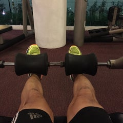 Photo taken at One Fitness by Apple A. on 8/7/2015