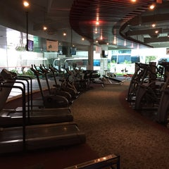 Photo taken at One Fitness by Apple A. on 6/3/2015
