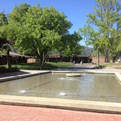 Photo taken at Foothill College by Meileena B. on 4/19/2013