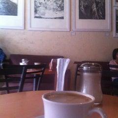 Photo taken at Café del Centro by Yndira S. on 10/30/2012