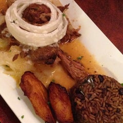 Photo taken at Moros Cuban Restaurant by bOn on 11/17/2014