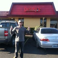 Photo taken at Denny's by Matt M. on 12/25/2013