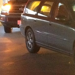 Photo taken at Braintree Parking by Bethany B. on 10/18/2012