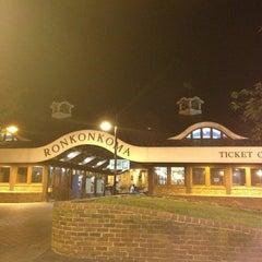 Photo taken at LIRR - Ronkonkoma Station by Imran A. on 6/1/2013
