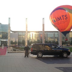 Photo taken at IMTS-International Manufacturing Technology Show by Marinita M. on 9/15/2012