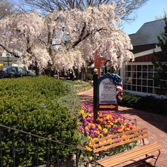 Photo taken at Peddler's Village by Bobbie L. on 4/27/2013