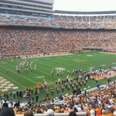 Photo taken at Neyland Stadium by Leon B. on 11/3/2012