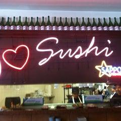 Photo taken at Sushi Deli 1 by Merwin 💞 V. on 6/19/2013