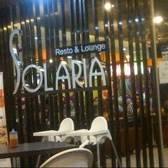 Photo taken at Solaria by detryas_ I. on 2/28/2013