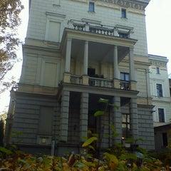 Photo taken at P. Stradiņa Medicīnas Vēstures Muzejs by Jana Š. on 10/20/2012