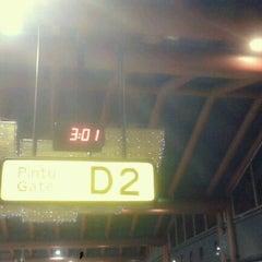 Photo taken at Terminal 2D by Hadisti N. on 7/1/2013