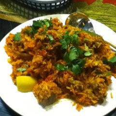 Photo taken at Taste Of India by Nell J. on 11/24/2012