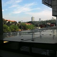 Photo taken at Menara Suruhanjaya Syarikat Malaysia (SSM) by Bosco N. on 10/29/2015