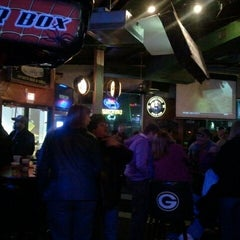 Photo taken at Stadium View Bar and Grill by DJ Stewie G. on 3/8/2013