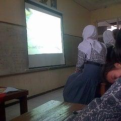Photo taken at SMA Negeri 11 Bandung by Svarnah Nur A. on 11/15/2013