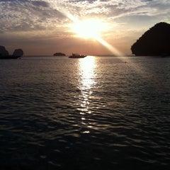 Photo taken at Sabai Resort by Margarita K. on 1/11/2014