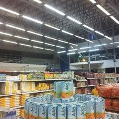 Photo taken at EURO Supermercado La Frontera by Juan O. on 1/14/2013