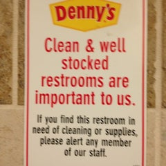 Photo taken at Denny's by Alfred on 5/9/2013