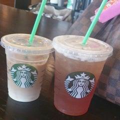 Photo taken at Starbucks by Mharl Princess N. on 3/27/2014