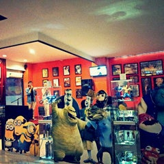 Photo taken at Moviebox Seturan by Maztono M. on 3/7/2014