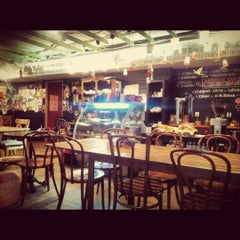 Photo taken at Лавка и кафе Студии Артемия Лебедева by Valeria on 11/27/2012