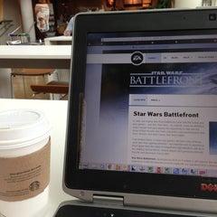 Photo taken at Starbucks @ Electronic Arts by Mario V. on 6/11/2013
