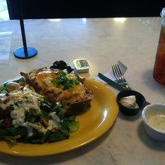 Photo taken at McAlister's Deli by Meg S. on 9/29/2013
