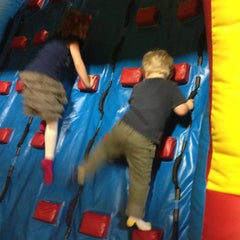 Photo taken at Pump It Up by Debbie D. on 5/9/2013