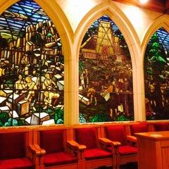 Photo taken at Mason Temple by Cyd K. on 5/7/2015