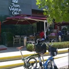 Photo taken at Juan Valdez Café by V. B. on 12/31/2012