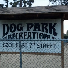 Photo taken at Recreation Park Dog Park by LB Chica on 5/5/2013