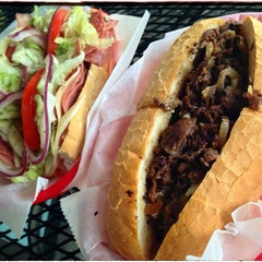 Photo taken at Jersey Joe's Hoagies & Cheesesteaks by Chris H. on 8/18/2013