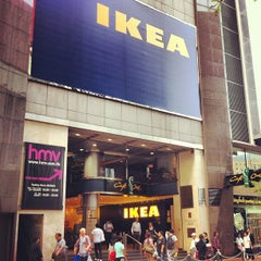 Photo taken at IKEA 宜家家居 by dixson l. on 10/8/2012