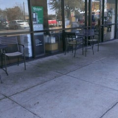 Photo taken at Starbucks by Emily S. on 1/13/2013